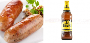 Sausage & cider casserole