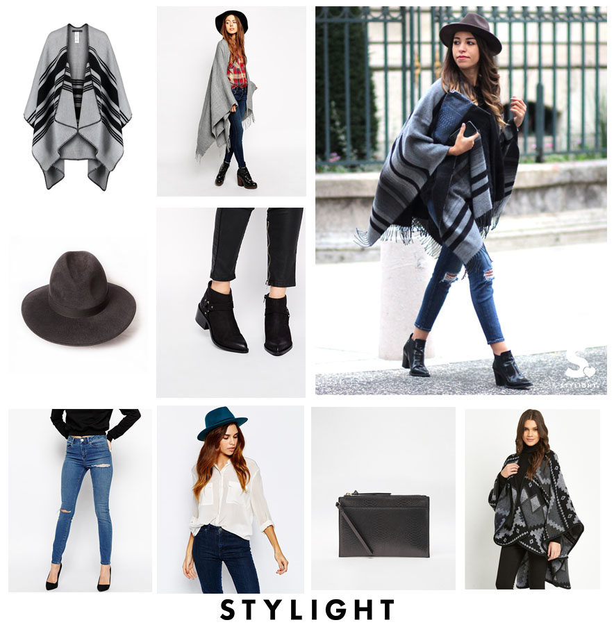 STYLIGHT XXL scarves look 2