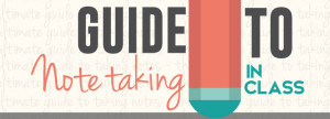 Ultimate guide to note-taking in class [infographic]