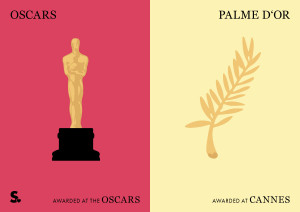 Cannes vs. The Oscars