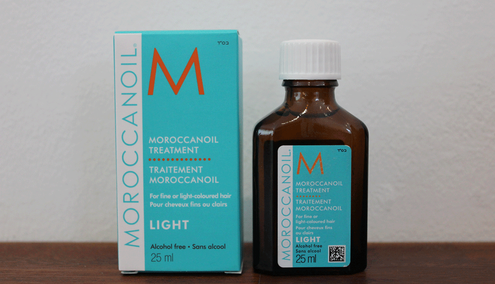 moroccanoil light review