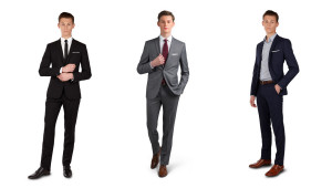 Guys – win a £199 suit from T.M.Lewin!
