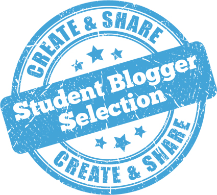 Student Blogger Selection logo
