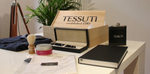 Tessuti and Hugo Boss create the ultimate men's essentials kit