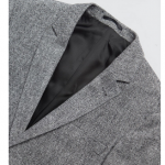 The Idle Man Tweed Blazer in Slim Fit