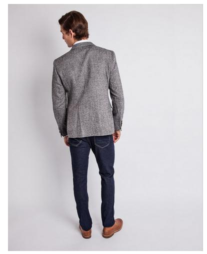 The Idle Man Tweed Blazer in Slim Fit