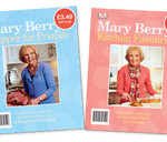 Mary Berry Cookbooks