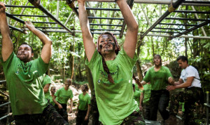 Are you tough enough for the Commando Series?