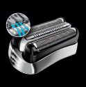 Braun Series 3 MicroComb technology