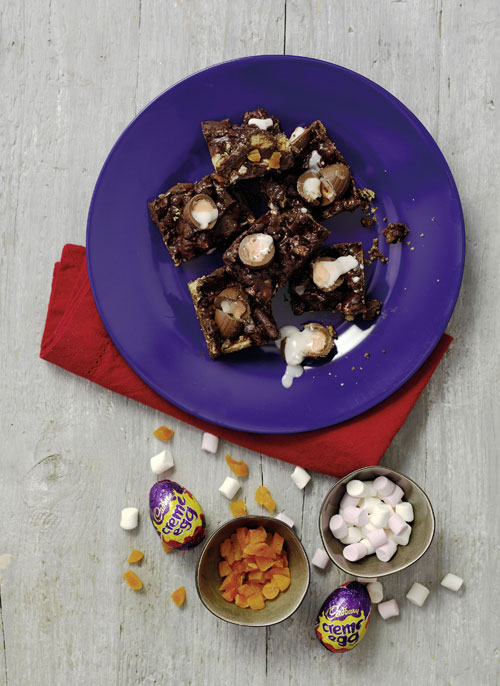 Creme-Egg-Gooey-Rocky-Road-