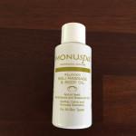 MONUspa Relaxing Bali Massage & Body Oil