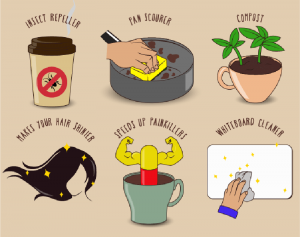 24 coffee hacks to celebrate UK Coffee Week [infographic]