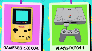 Nostalgic tech that all 90s kids will remember [infographic]