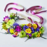 Waitrose's Bright & Scented Flower Crown Headdress