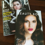 ELLE and Lookfantastic magazines