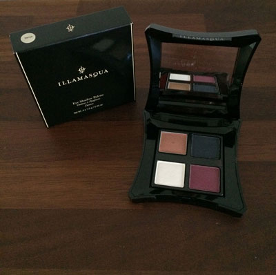 Illamasqua Eye Shadow Palette
