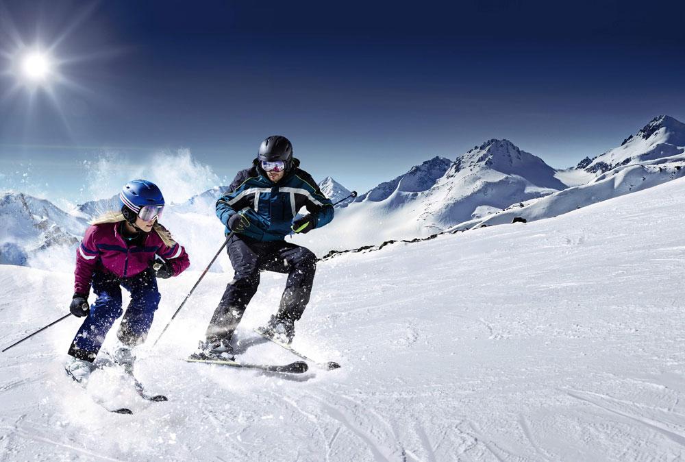 Aldi skiwear