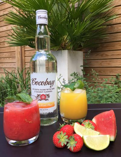 Cocobay rum cocktails