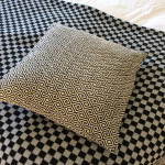 Aldi throw and cushion