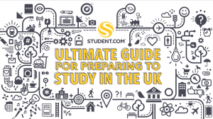 Make the most of your studies in the UK with this free student guide