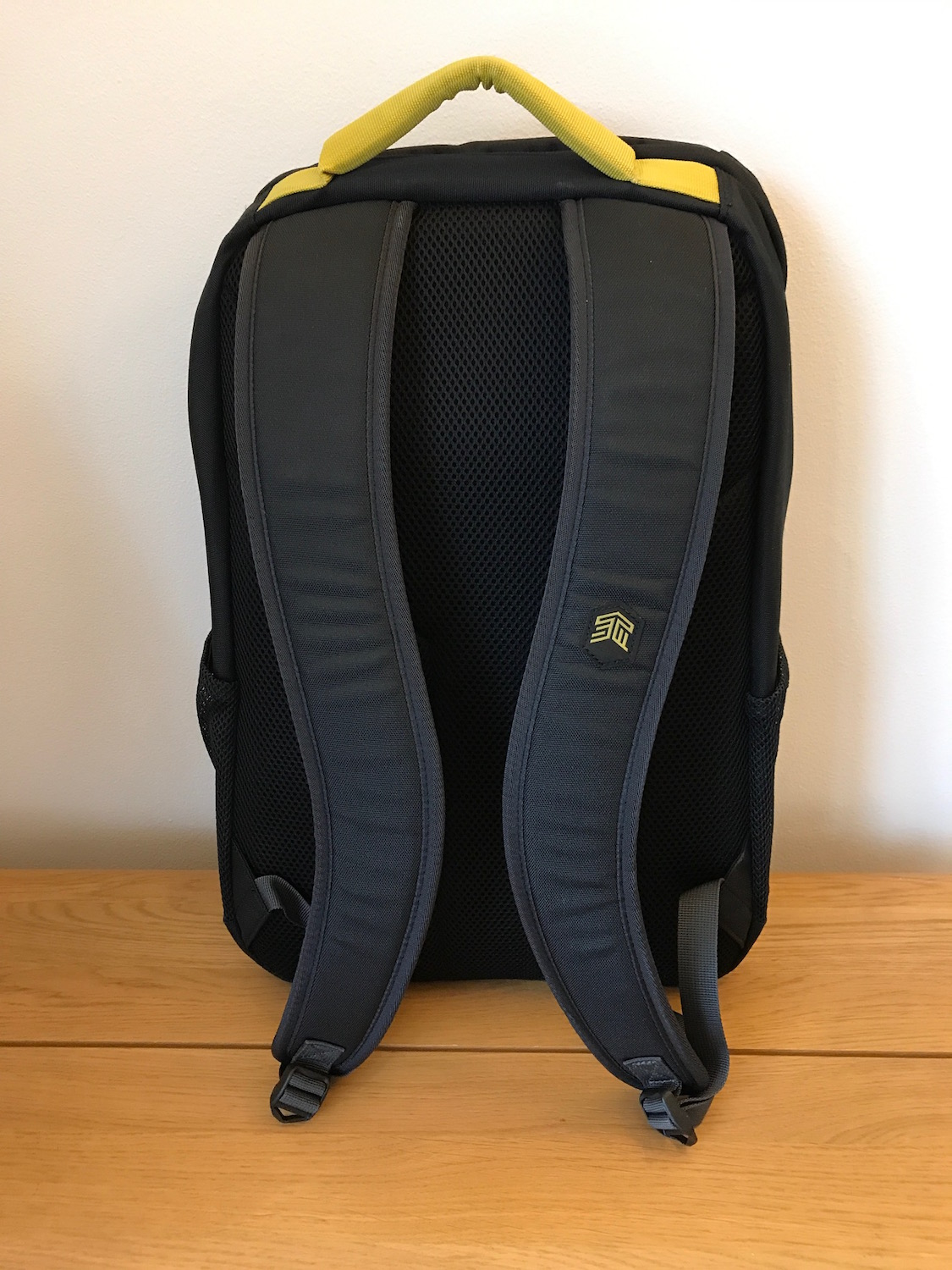 STM Saga backpack - back