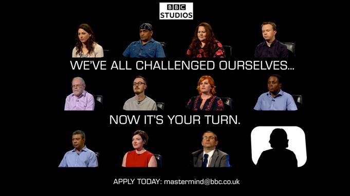 Mastermind contestants