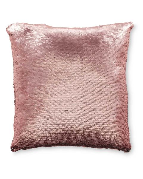 Kirkton House Sequin Cushion