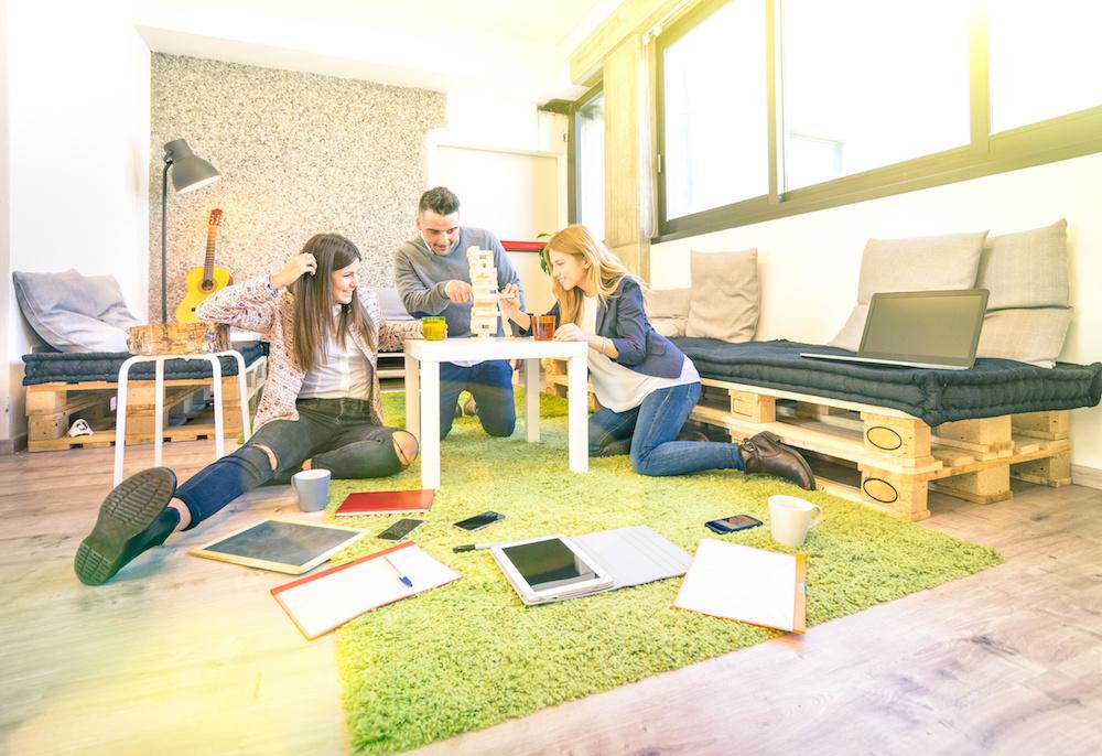 Student apartment