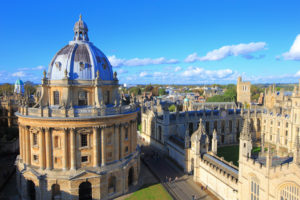 How to prepare for studying at Oxford University